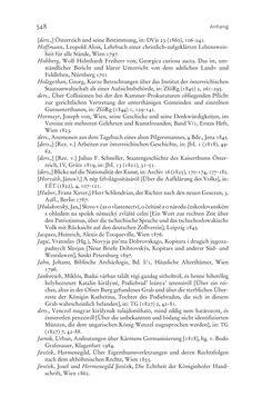 Bild der Seite - 548 - in Aufklärung habsburgisch - Staatsbildung, Wissenskultur und Geschichtspolitik in Zentraleuropa 1750–1850