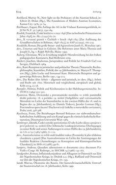 Bild der Seite - 604 - in Aufklärung habsburgisch - Staatsbildung, Wissenskultur und Geschichtspolitik in Zentraleuropa 1750–1850