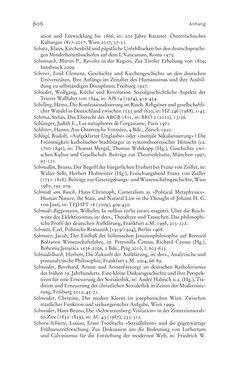 Bild der Seite - 606 - in Aufklärung habsburgisch - Staatsbildung, Wissenskultur und Geschichtspolitik in Zentraleuropa 1750–1850