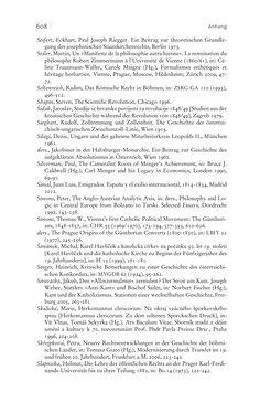 Bild der Seite - 608 - in Aufklärung habsburgisch - Staatsbildung, Wissenskultur und Geschichtspolitik in Zentraleuropa 1750–1850