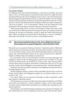 Image of the Page - (000155) - in Autonomes Fahren - Technische,  rechtliche und gesellschaftliche Aspekte
