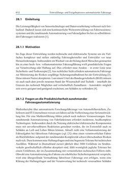 Bild der Seite - (000633) - in Autonomes Fahren - Technische,  rechtliche und gesellschaftliche Aspekte
