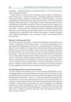 Bild der Seite - (000673) - in Autonomes Fahren - Technische,  rechtliche und gesellschaftliche Aspekte