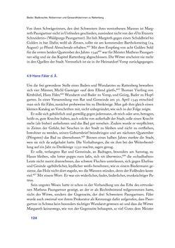 Bild der Seite - 124 - in Im städtischen Bad vor 500 Jahren - Badhaus, Bader und Badegäste im alten Tirol