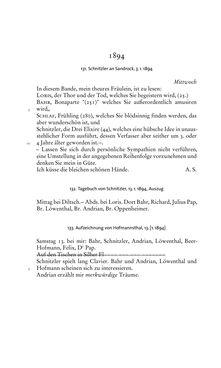 Image of the Page - 64 - in Arthur Schnitzler & Hermann Bahr - Briefwechsel, Aufzeichnungen, Dokumente 1891–1931