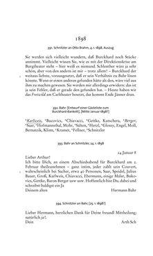 Image of the Page - 160 - in Arthur Schnitzler & Hermann Bahr - Briefwechsel, Aufzeichnungen, Dokumente 1891–1931