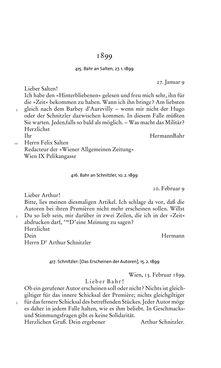 Image of the Page - 167 - in Arthur Schnitzler & Hermann Bahr - Briefwechsel, Aufzeichnungen, Dokumente 1891–1931
