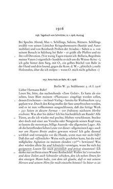 Image of the Page - 502 - in Arthur Schnitzler & Hermann Bahr - Briefwechsel, Aufzeichnungen, Dokumente 1891–1931