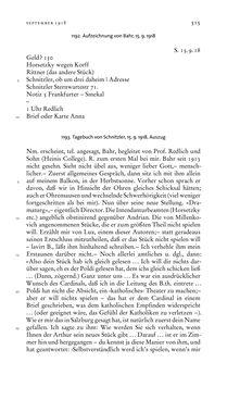 Bild der Seite - 515 - in Arthur Schnitzler & Hermann Bahr - Briefwechsel, Aufzeichnungen, Dokumente 1891–1931