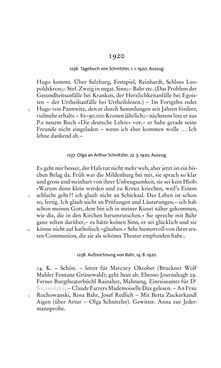 Image of the Page - 536 - in Arthur Schnitzler & Hermann Bahr - Briefwechsel, Aufzeichnungen, Dokumente 1891–1931