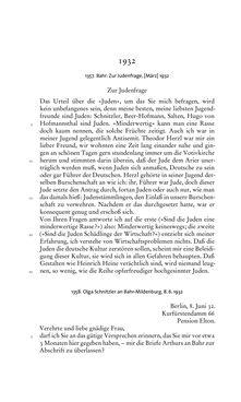 Image of the Page - 604 - in Arthur Schnitzler & Hermann Bahr - Briefwechsel, Aufzeichnungen, Dokumente 1891–1931