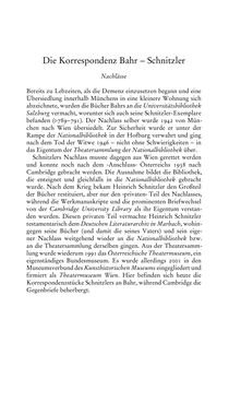 Image of the Page - 813 - in Arthur Schnitzler & Hermann Bahr - Briefwechsel, Aufzeichnungen, Dokumente 1891–1931