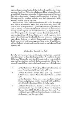 Image of the Page - 816 - in Arthur Schnitzler & Hermann Bahr - Briefwechsel, Aufzeichnungen, Dokumente 1891–1931