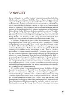 Bild der Seite - 7 - in Die Baukunst des 13. Jahrhunderts in Österreich