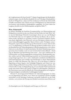 Image of the Page - 41 - in Die Baukunst des 13. Jahrhunderts in Österreich