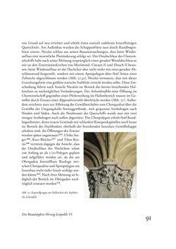 Image of the Page - 91 - in Die Baukunst des 13. Jahrhunderts in Österreich