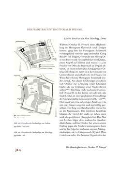 Image of the Page - 314 - in Die Baukunst des 13. Jahrhunderts in Österreich
