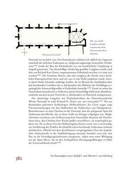 Bild der Seite - 382 - in Die Baukunst des 13. Jahrhunderts in Österreich