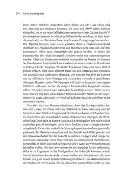 Bild der Seite - 288 - in Baustelle Elektromobilität - Sozialwissenschaftliche Perspektiven auf die Transformation der (Auto-)Mobilität