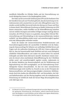 Bild der Seite - 321 - in Baustelle Elektromobilität - Sozialwissenschaftliche Perspektiven auf die Transformation der (Auto-)Mobilität