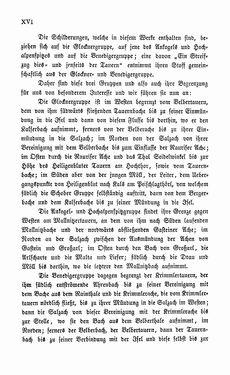 Bild der Seite - XVI - in Berg- und Gletscher-Reisen in den österreichischen Hochalpen