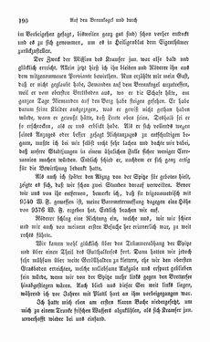 Bild der Seite - 190 - in Berg- und Gletscher-Reisen in den österreichischen Hochalpen