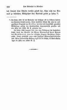 Image of the Page - 286 - in Berg- und Gletscher-Reisen in den österreichischen Hochalpen