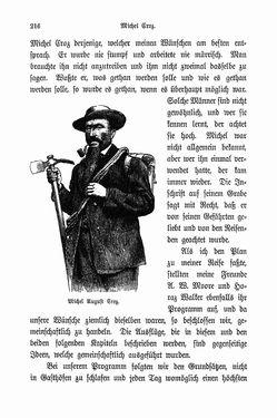 Bild der Seite - 216 - in Berg- und Gletscherfahrten in den Alpen in den Jahren 1860 bis 1869