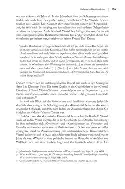 Bild der Seite - 157 - in Berthold Viertel - Eine Biografie der Wiener Moderne