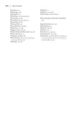 Bild der Seite - 364 - in Berthold Viertel - Eine Biografie der Wiener Moderne