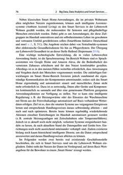 Bild der Seite - 76 - in Die Big-Data-Debatte - Chancen und Risiken der digital vernetzten Gesellschaft