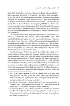 Bild der Seite - 147 - in Bildspuren – Sprachspuren - Postkarten als Quellen zur Mehrsprachigkeit in der späten Habsburger Monarchie