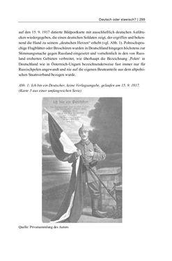 Bild der Seite - 299 - in Bildspuren – Sprachspuren - Postkarten als Quellen zur Mehrsprachigkeit in der späten Habsburger Monarchie