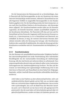 Bild der Seite - 113 - in Bildungs- und Berufsberatung in der Migrationsgesellschaft - Pädagogische Perspektiven auf Beratung zur Anerkennung im Ausland erworbener Qualifikationen