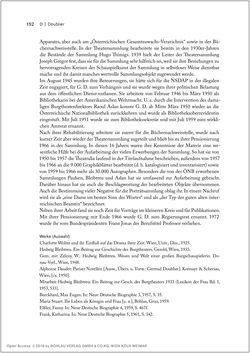 Bild der Seite - 152 - in Biografien bedeutender österreichischer Wissenschafterinnen - »Die Neugier treibt mich, Fragen zu stellen«