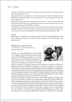 Bild der Seite - 172 - in Biografien bedeutender österreichischer Wissenschafterinnen - »Die Neugier treibt mich, Fragen zu stellen«