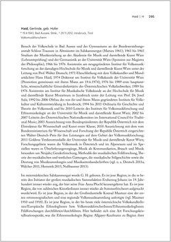 Bild der Seite - 295 - in Biografien bedeutender österreichischer Wissenschafterinnen - »Die Neugier treibt mich, Fragen zu stellen«