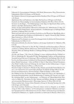 Bild der Seite - 304 - in Biografien bedeutender österreichischer Wissenschafterinnen - »Die Neugier treibt mich, Fragen zu stellen«