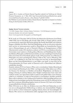 Bild der Seite - 329 - in Biografien bedeutender österreichischer Wissenschafterinnen - »Die Neugier treibt mich, Fragen zu stellen«