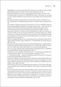 Bild der Seite - 343 - in Biografien bedeutender österreichischer Wissenschafterinnen - »Die Neugier treibt mich, Fragen zu stellen«