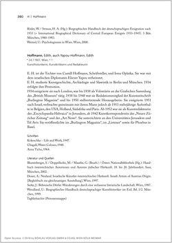 Bild der Seite - 380 - in Biografien bedeutender österreichischer Wissenschafterinnen - »Die Neugier treibt mich, Fragen zu stellen«