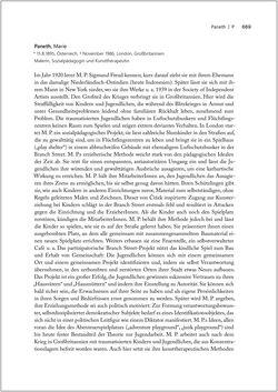 Bild der Seite - 669 - in Biografien bedeutender österreichischer Wissenschafterinnen - »Die Neugier treibt mich, Fragen zu stellen«