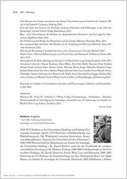 Bild der Seite - 916 - in Biografien bedeutender österreichischer Wissenschafterinnen - »Die Neugier treibt mich, Fragen zu stellen«