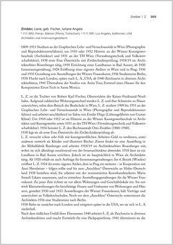 Bild der Seite - 969 - in Biografien bedeutender österreichischer Wissenschafterinnen - »Die Neugier treibt mich, Fragen zu stellen«