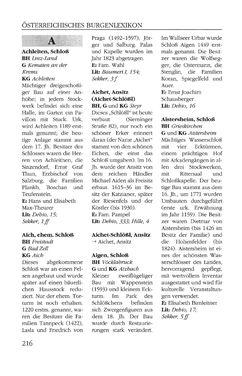 Image of the Page - 216 - in Burgen und Schlösser in Österreich