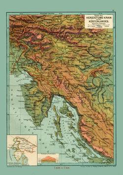 Bild der Seite - 12 - in Geographischer Bürgerschul-Atlas