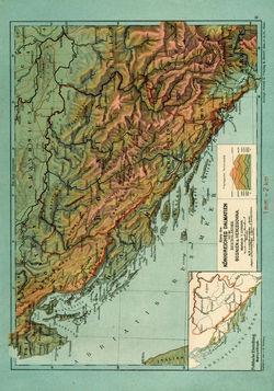 Bild der Seite - 13 - in Geographischer Bürgerschul-Atlas