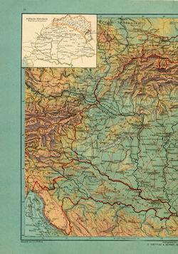 Bild der Seite - 19 - in Geographischer Bürgerschul-Atlas