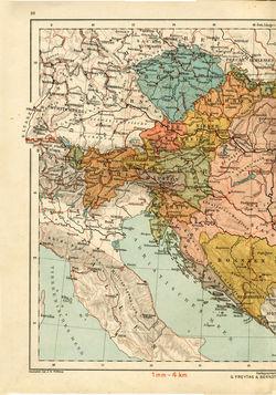 Bild der Seite - 23 - in Geographischer Bürgerschul-Atlas
