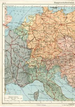 Bild der Seite - 26 - in Geographischer Bürgerschul-Atlas